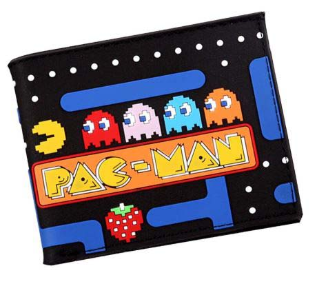 Cartera Pac-Man