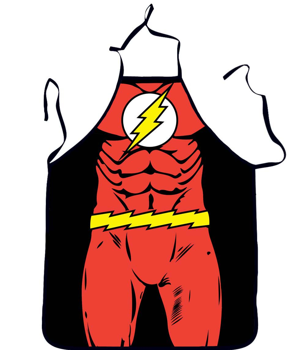 Delantal Flash