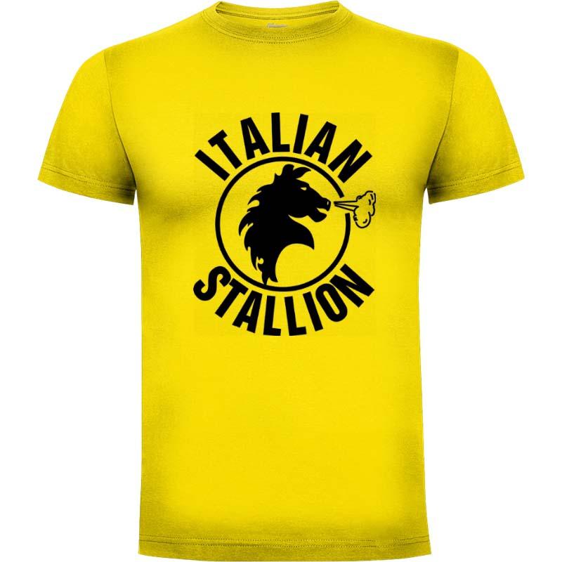 Camiseta Rocky Italian Stallion Talla M