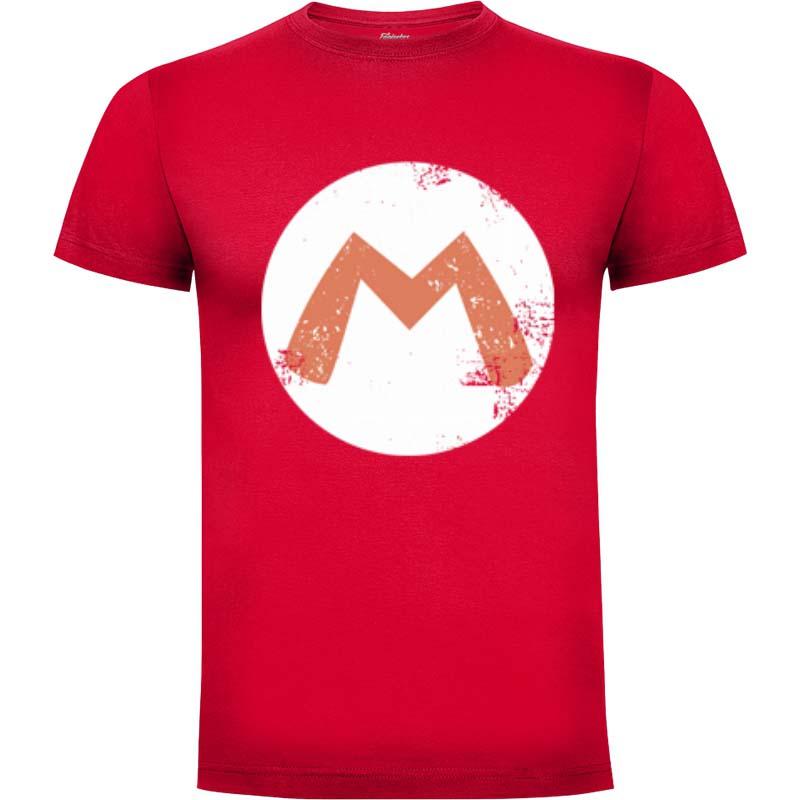 Camiseta Mario Bros 01 Talla M