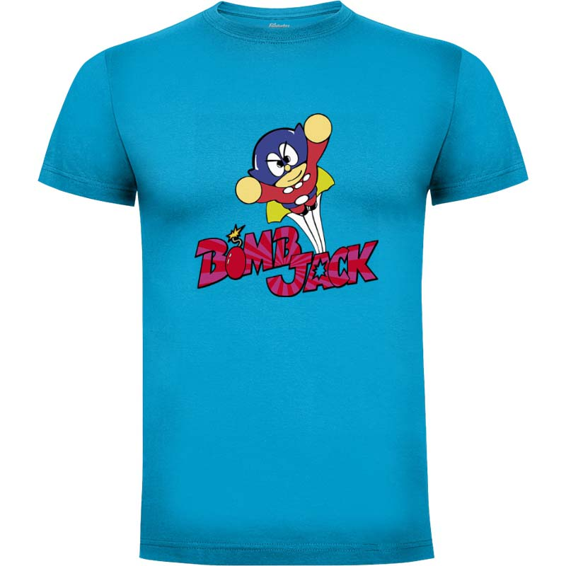 Camiseta Bomb Jack Talla L