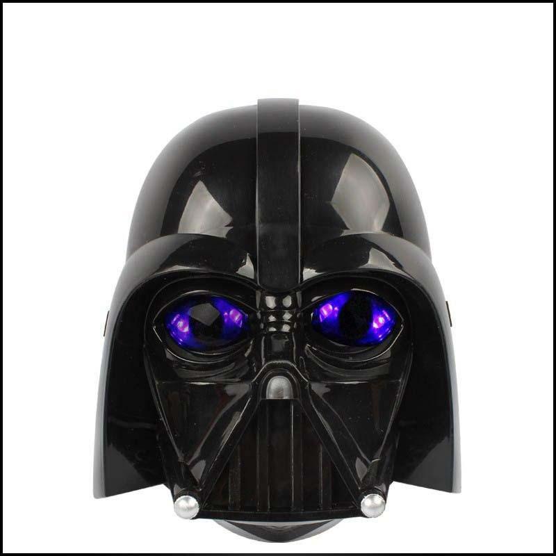 Mascara Infantil Darth Vader Star War Led