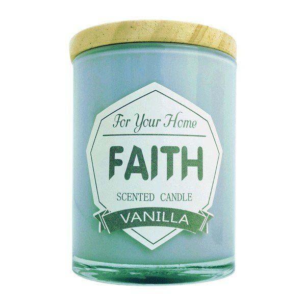 Vela Aromatica  Faith Vanilla For You Home