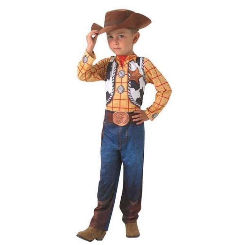Disfraz Woody Toy Story Classic Infantil 5-7 Años Niño