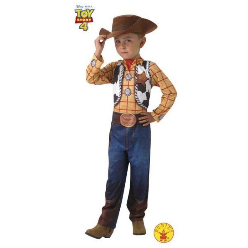 Disfraz Woody Toy Story Classic Infantil 7-9 Años Niño
