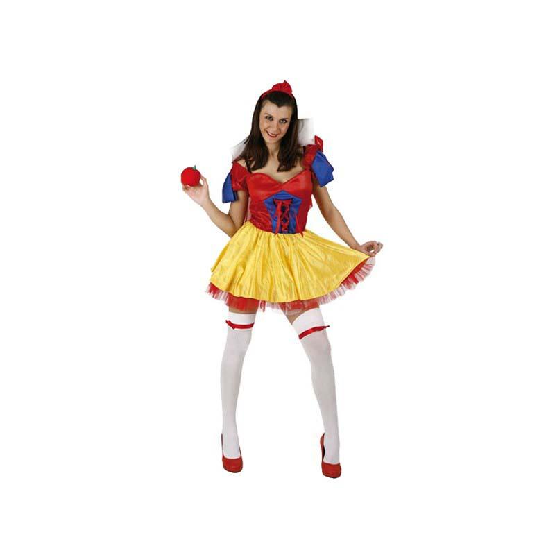 Disfraz Blanca Nieves Adulto