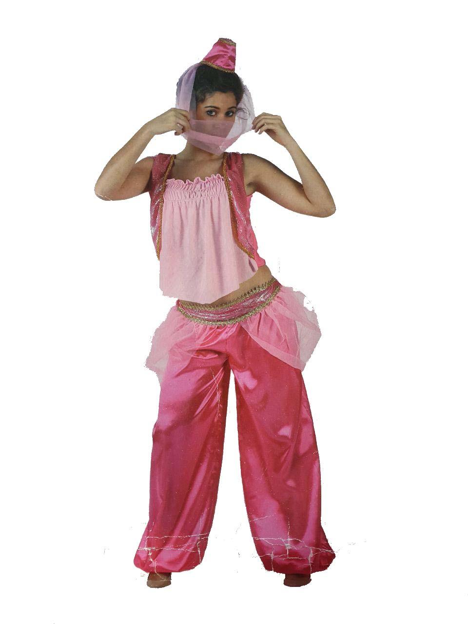 Disfraz Bailarina Arabe Pantalon Adulto