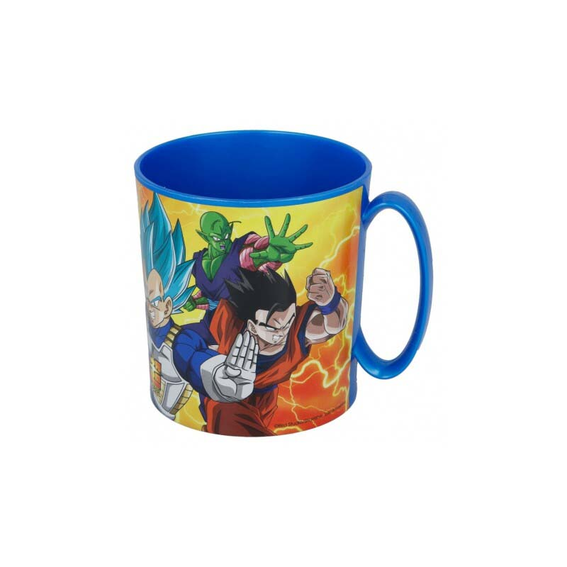Taza Microondas Dragon Ball