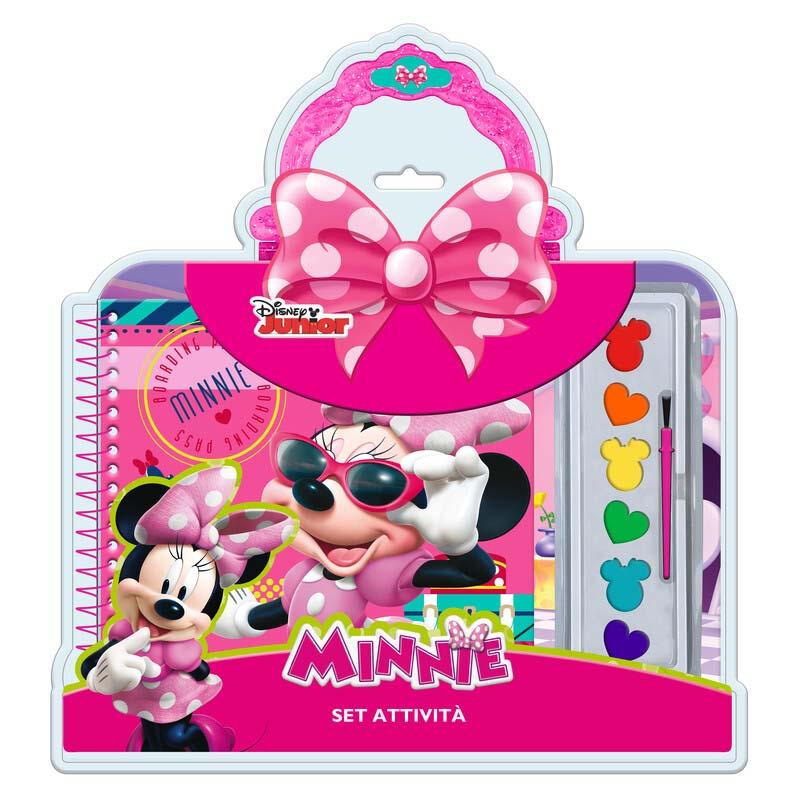Pack De Actividades Minnie Mouse