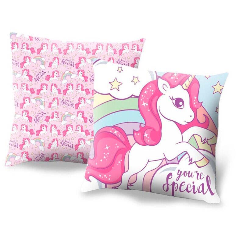 Cojin Unicornio Tu Eres Especial