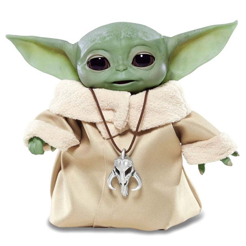 Figura Animatronic Baby Yoda The Child Star Wars