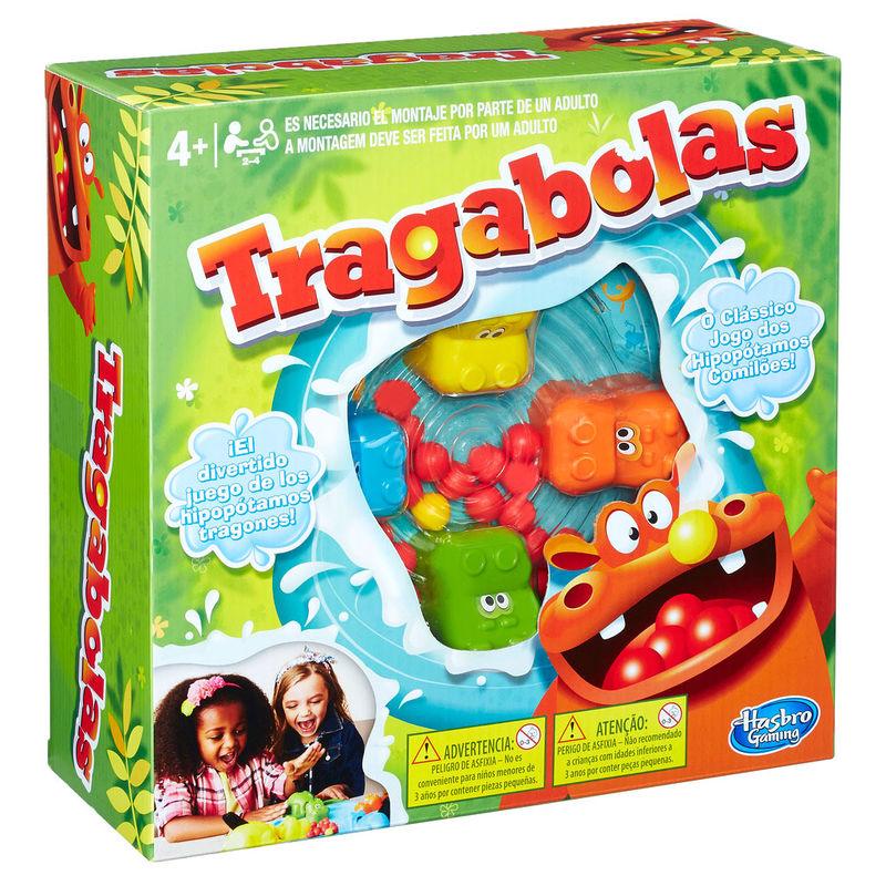 Juego Tragabolas Hasbro