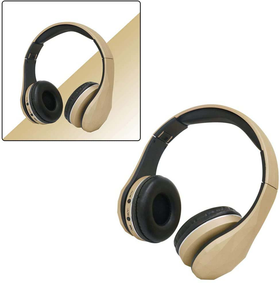 Auriculares Bluetooth Oro