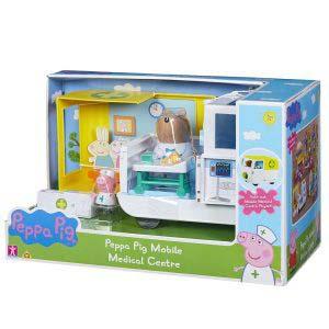 Peppa Pig Ambulancia Y Centro Medico