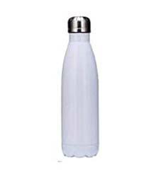 Botella De Aluminio Adulto Blanca
