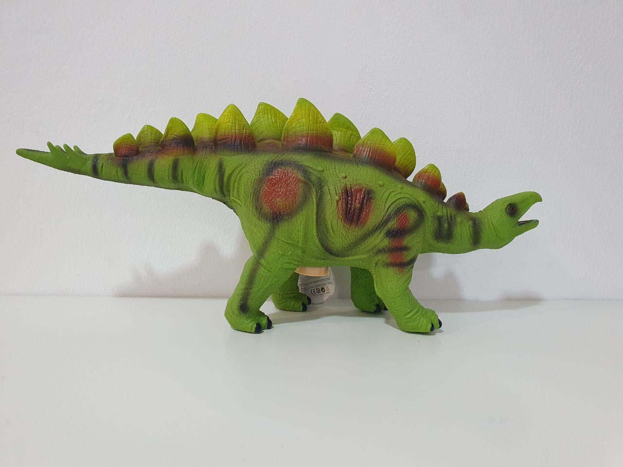 Dinosaurio Estegosaurio Con Sonido