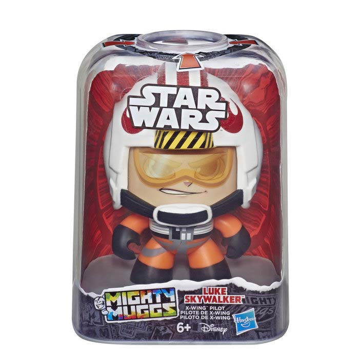 Mighty Muggs Star Wars Luke Skywalker Hasbro