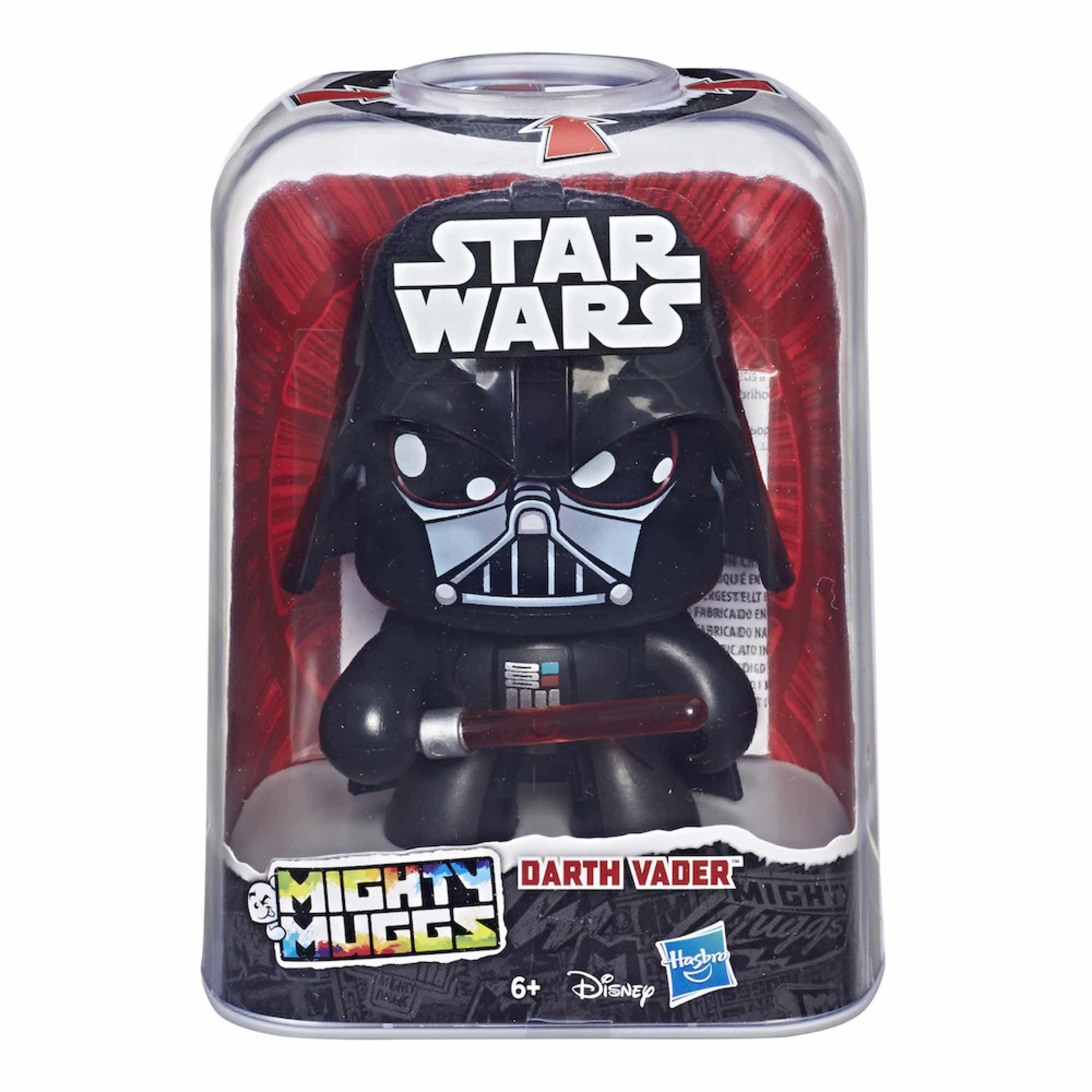 Mighty Muggs Star Wars Darth Vader Hasbro