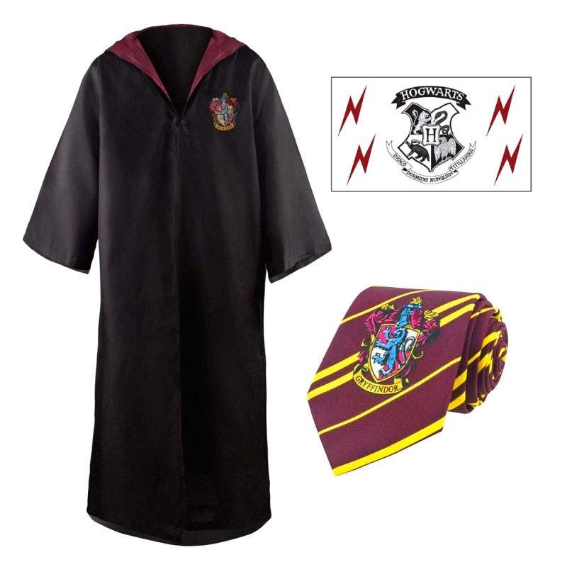 Harry Potter Set Ropa Gryffindor Talla L