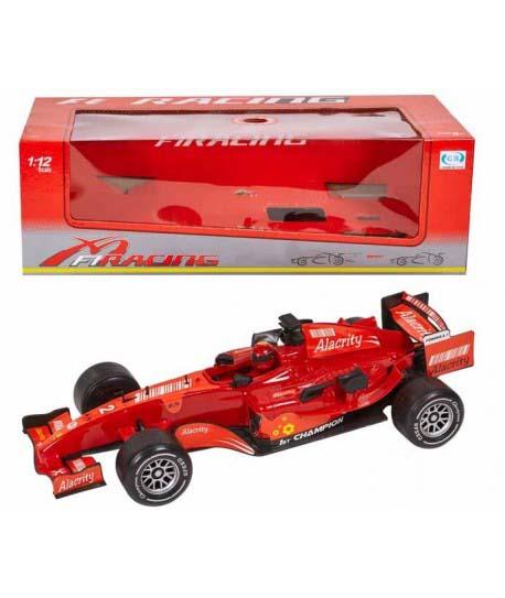 Coche Formula 1 Escala 1:12 Rojo