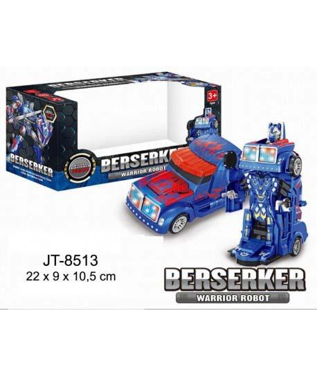 Transformer Camion Warrior Robot