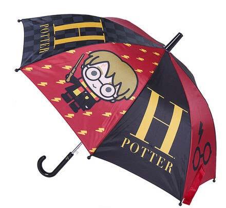 Paraguas Automatico Hogwarts Harry Potter Modelo 2