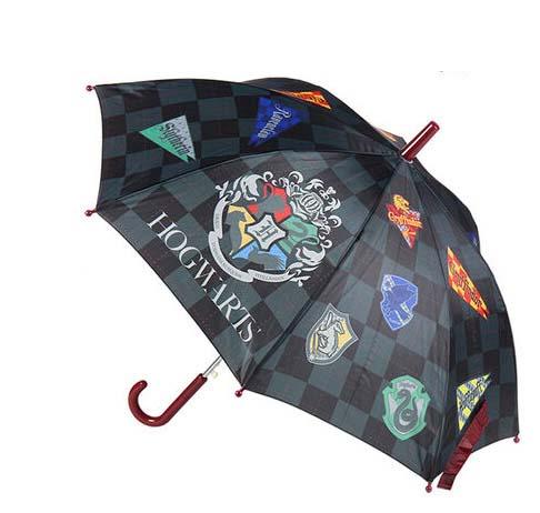 Paraguas Automatico Hogwarts Harry Potter Modelo 4