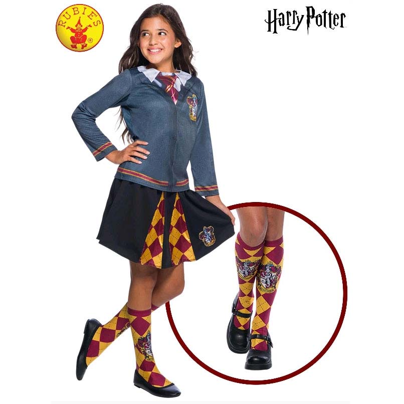 Calcetines Medias Gryffindor