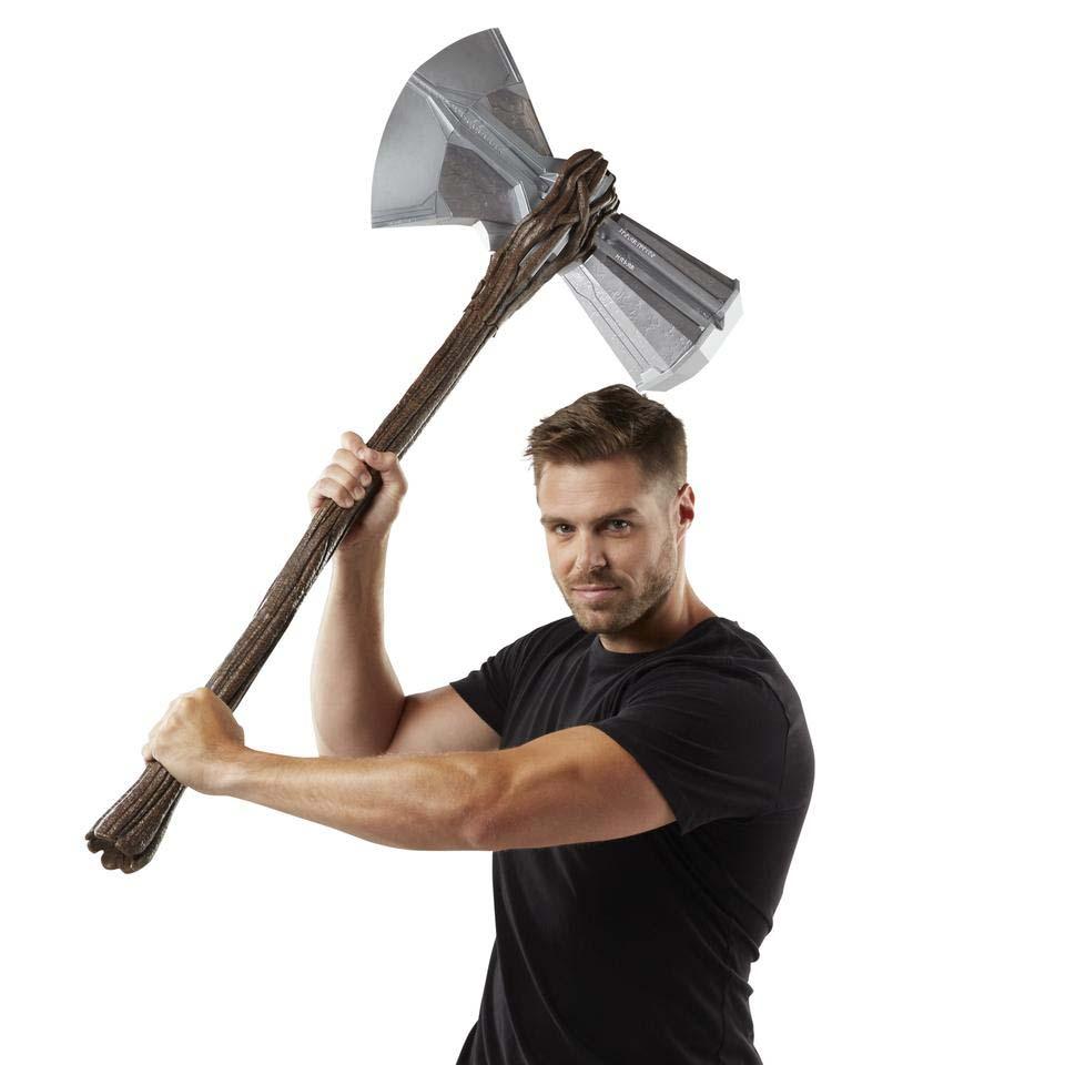 Stormbreaker Hacha Thor Electronica Escala 1