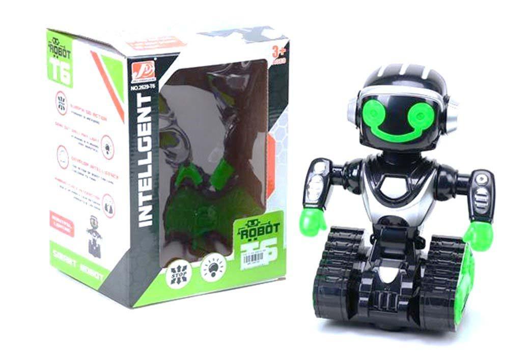 Robot Inteligente T6