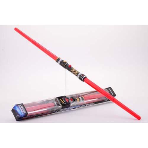 Espada Espacial Doble Laser Roja