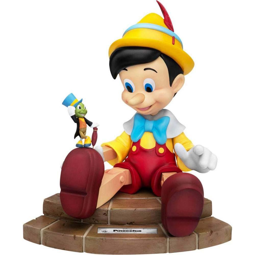 Figura Disney Pinocho Mastercraft