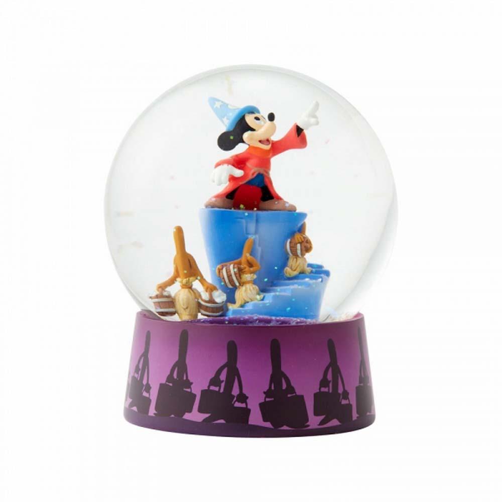 Bola De Nieve Disney Mickey Mouse