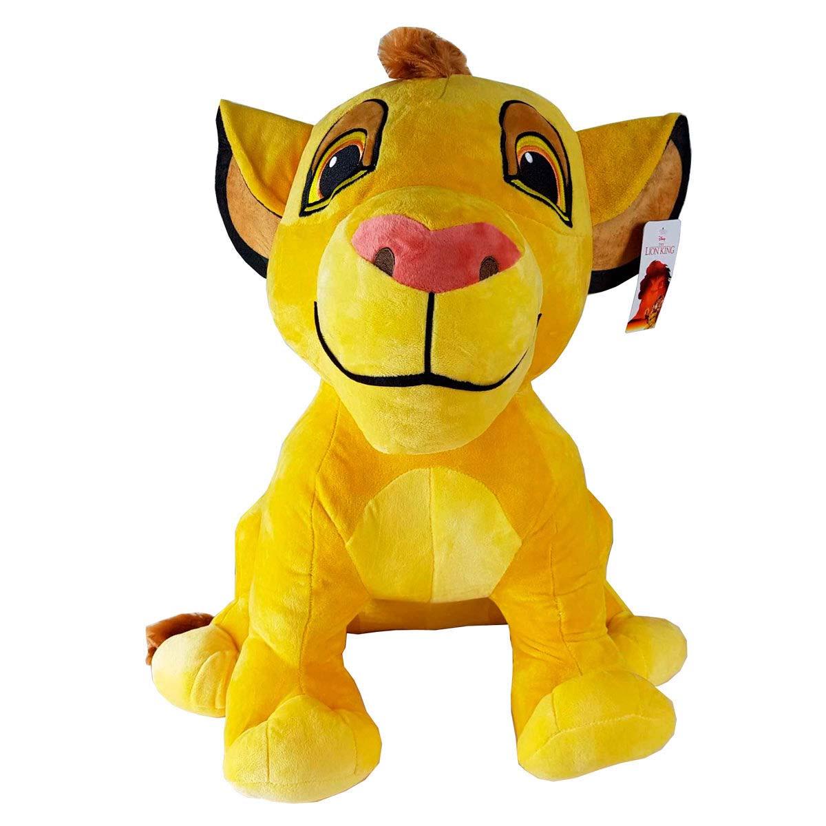 Peluche Simba 60 Cm El Rey Leon Disney