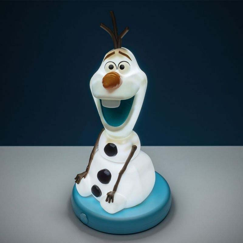 Lampara Disney Olaf Frozen