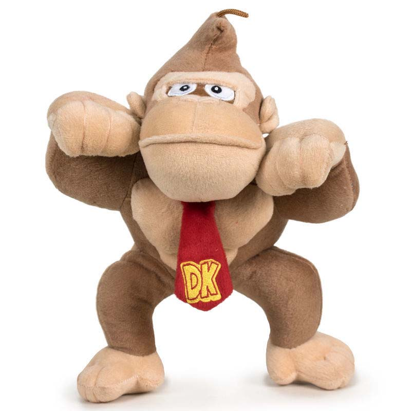 Peluche Donkey Kong Nintendo 25 Cm