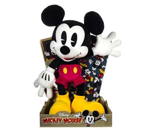 Peluche Mickey Mouse 90 Aniversario