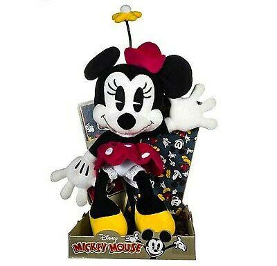 Peluche Minnie Mouse 90 Aniversario