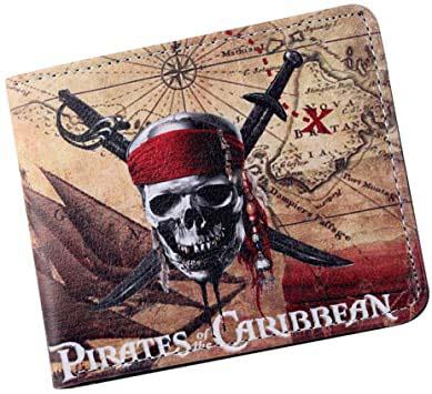 Cartera Piratas Del Caribe