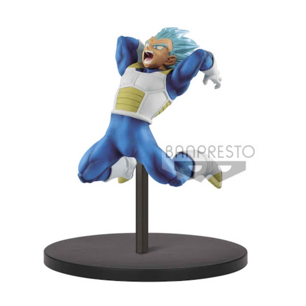 Figura Dragon Ball Vegeta Super Super Saiyan Dios Super Saiyan