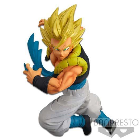 Figura Dragon Ball Super Gogeta Super Saiyan Volumen 8