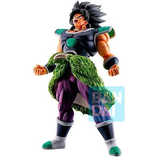Figura Dragon Ball Ichibansho Broly Historia De Rivales