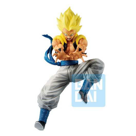 Figura Dragon Ball Ichibansho Super Saiyan Gogeta Rising Fighters