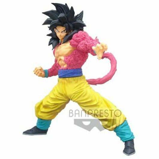 Figura Dragon Ball Gt Son Goku Super Saiyan 4
