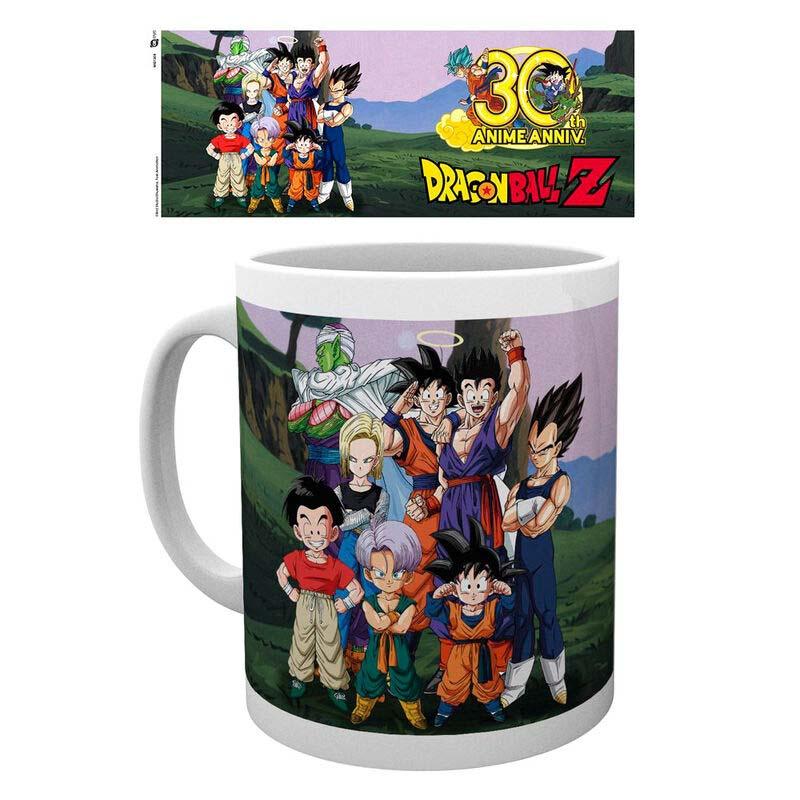 Taza Dragon Ball 30 Aniversario