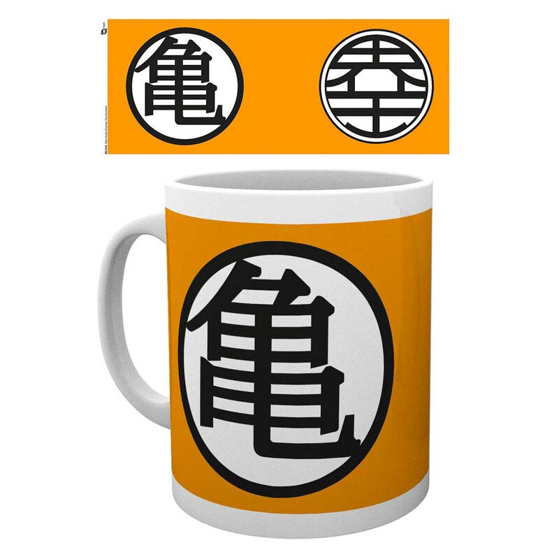 Taza Dragon Ball Emblema 03
