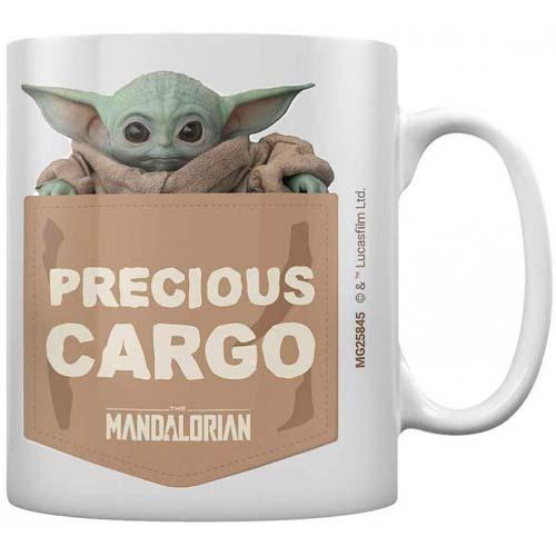 Taza Baby Yoda The Mandalorian 01
