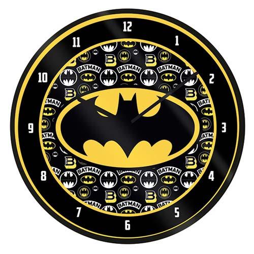 Reloj De Pared Batman Dc Comic