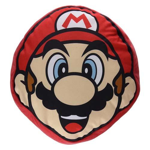 Cojin Silueta Super Mario Bros Nintendo