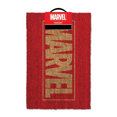 Felpudo Marvel Logo